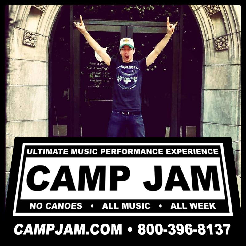 Camp Jam | The Ultimate Music Camp